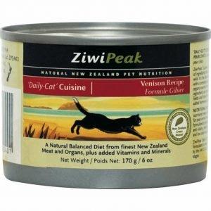 Ziwi Peak Cat Can Venison 170g