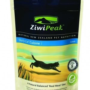 Ziwi Peak Ziwipeak Cat Lamb 400g