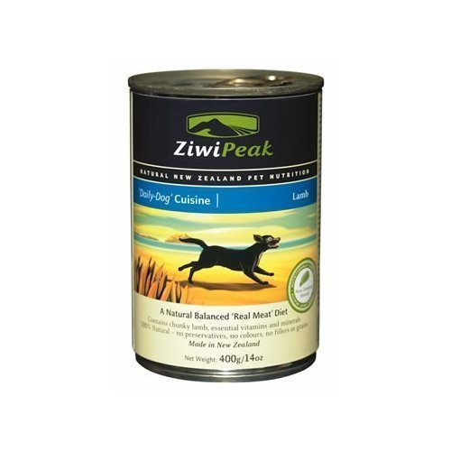 Ziwi Peak Ziwipeak Dog Can Lamb 370g