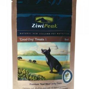 Ziwi Peak Ziwipeak Dog Treats Beef 85g