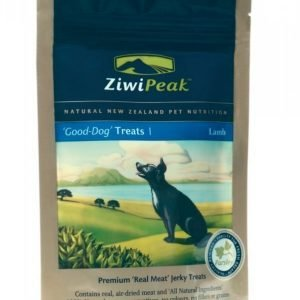 Ziwi Peak Ziwipeak Dog Treats Lamb 85g