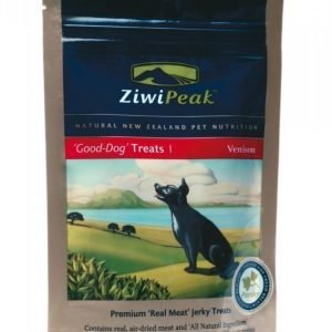 Ziwi Peak Ziwipeak Dog Treats Venison 85g