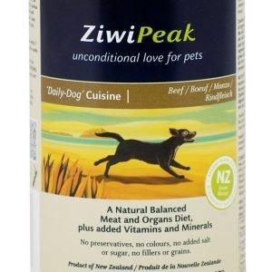 Ziwi Peak Ziwipeakdog Can Cuisine Beef 370g