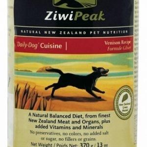Ziwi Peak Ziwipeakdog Can Venison 370g