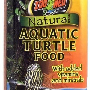 Zoo Med Natural Aquatic Turtle Food Growth 369 G