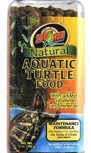 Zoo Med Natural Aquatic Turtle Food Maintenance 340 G