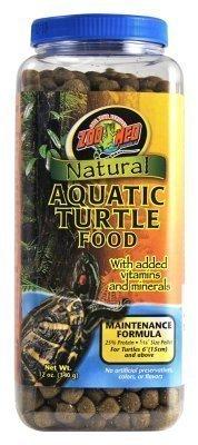 Zoo Med Natural Aquatic Turtle Food Maintenance 340 G