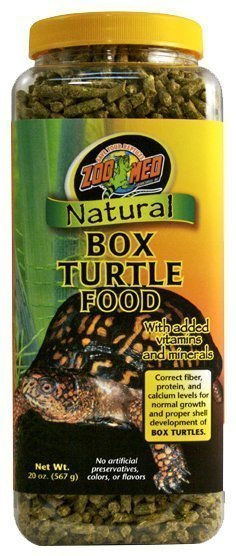Zoo Med Natural Box Turtle Food 425 G
