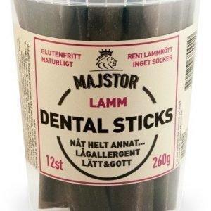 Zoostuff Majstor Dental Sticks Lamm 260g