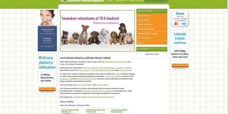 Eläintarvikekauppa.fi