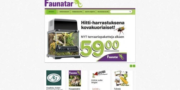 Faunatar