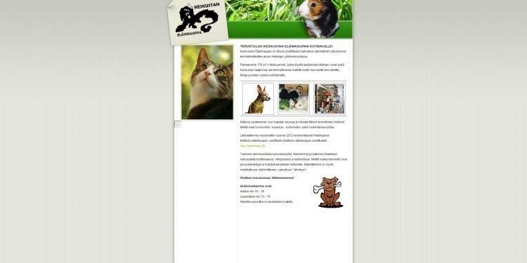 Keskustan Eläinkauppa