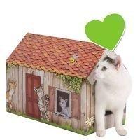 zoolove Home -kissanmökki